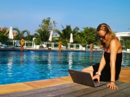 Work While Travel